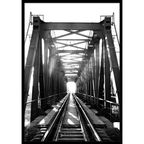 Kanwa Most Kolejowy 70 x 100 cm