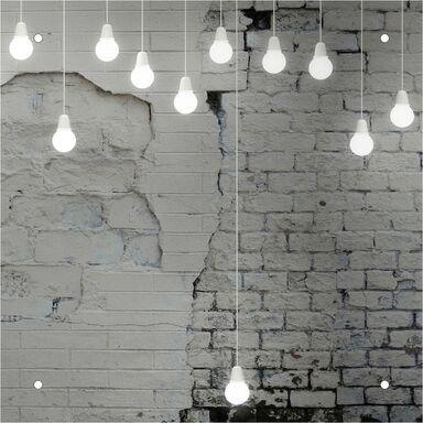 Panel kuchenny szklany SCANDI 60 x 60 cm ALFA-CER