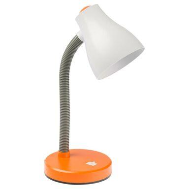 Lampka biurkowa PONGO pomarańczowa E27 INSPIRE