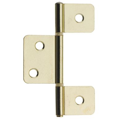 Zawias drzwiowy LAMELKOWY 88 X 29 MM HETTICH