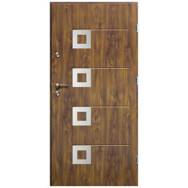 Drzwi wejściowe 4 LINE QUATTRO  prawe 90