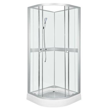 Kabina prysznicowa 89 x 89 cm KERRA CLASSIC 90 WHITE