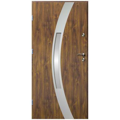 Drzwi wejściowe VERTE ARC  lewe 80