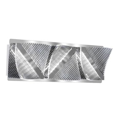 Kinkiet CLEMENTE transparentny LED ITALUX