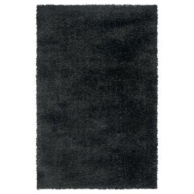 Dywan NEW TOUCH czarny 117 x 170 cm wys. runa 40 mm IZRAEL