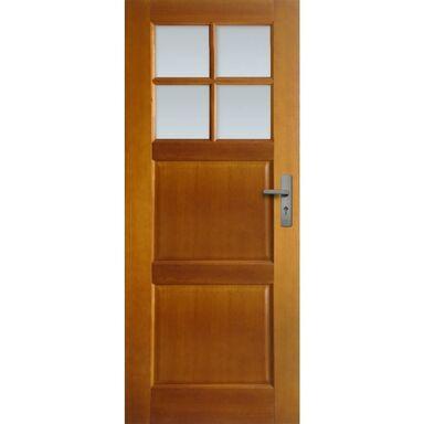 Skrzydło drzwiowe TURYN łazienkowe lewe 70 RADEX