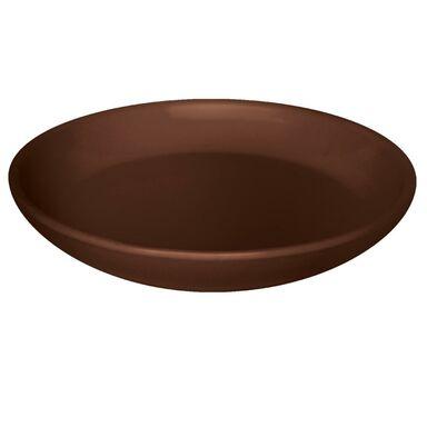 Podstawka ceramiczna 13 cm brązowa  CERAMIK