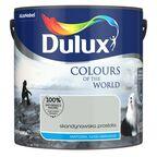 Farba Dulux Kolory świata Skandynawska prosto 2.5 l
