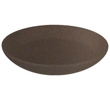 Podstawka ceramiczna 17 cm brązowa  CERAMIK