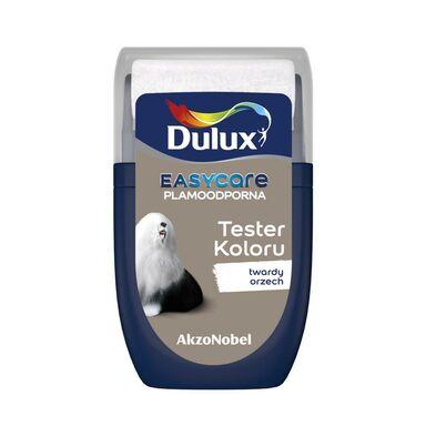 Tester farby Dulux Easycare Twardy orzech 30 ml