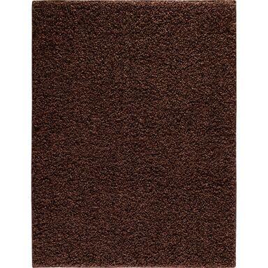 Dywan LUMINI brązowy 80 x 150 cm wys. runa 40 mm INSPIRE