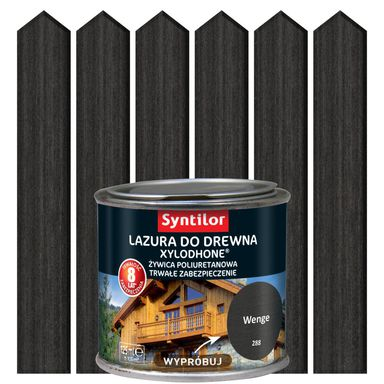 Lazura do drewna XYLODHONE HP 0.125 l  Wenge SYNTILOR