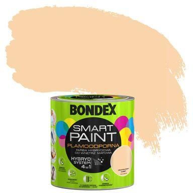 Farba wewnętrzna SMART PAINT 2.5 l Grejpfrutowy sorbet BONDEX