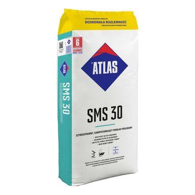 Samopoziomujący podkład podłogowy SMS 30 25 kg Atlas