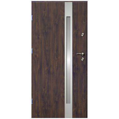 Drzwi wejściowe VERTE II  lewe 80