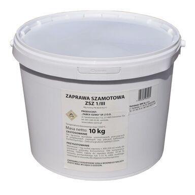 Zaprawa szamotowa ZSZ 1/III 10 kg