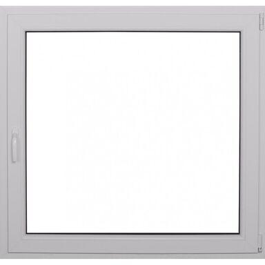 Okno PCV 2-szybowe O5 Białe 865 x 835 mm