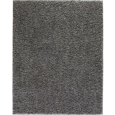 Dywan LUMINI stalowy 160 x 220 cm wys. runa 40 mm INSPIRE