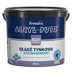 Gładź tynkowa ACRYL-PUTZ REGULAR RG21 5 kg ŚNIEŻKA