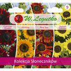 Słoneczniki kolekcja nasion tradycyjnych W.LEGUTKO