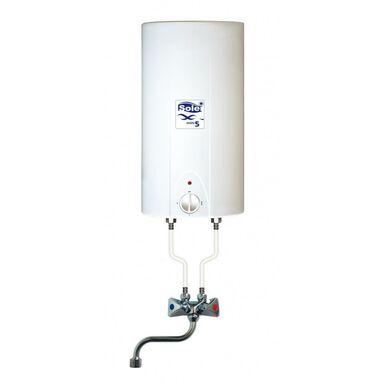 Elektryczny pojemnościowy ogrzewacz wody MINI 5L NADUMYWALKOWY 1500 W SOLEI