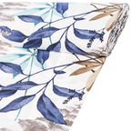 Tkanina na mb FALL niebieska szer. 140 cm