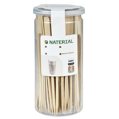 Patyczki bambusowe 110 szt. dł. 15 cm do grilla NATERIAL