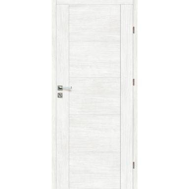 Skrzydło drzwiowe MALIBU Bianco 80 Prawe ARTENS