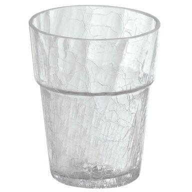 Osłonka do storczyka szklana 15 cm bezbarwna STORCZYK CERMAX