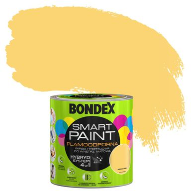 Farba wewnętrzna SMART PAINT 2.5 l Miłego dnia BONDEX