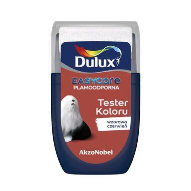 Tester farby EASYCARE 30 ml Wzorowa czerwień DULUX