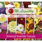 Kolekcja kwiaty cięte kolekcja nasion tradycyjnych W.LEGUTKO