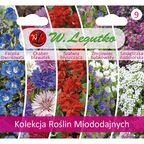 Rośliny Miododajne kolekcja nasion tradycyjnych W.LEGUTKO