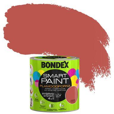 Farba wewnętrzna SMART 2,5 l Czerwony w sam raz BONDEX