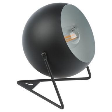 Lampa stołowa BARI czarna E14 INSPIRE