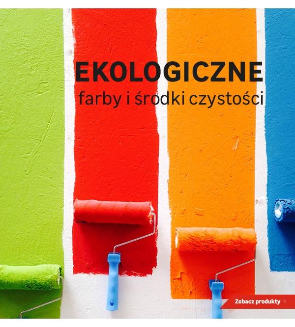 Ekologiczne farby wewnętrzne