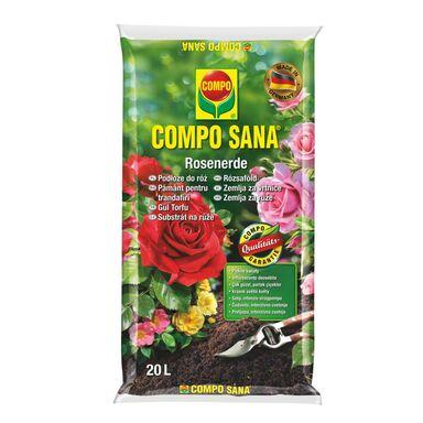 Podłoże do róż 20 l COMPO SANA
