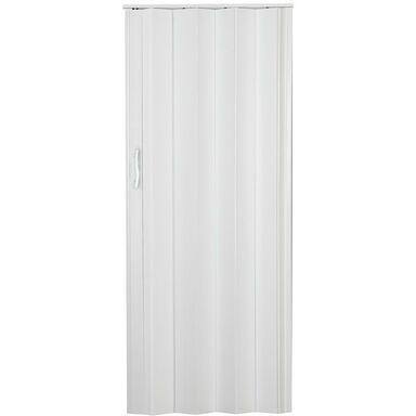 Drzwi harmonijkowe ST 3 Białe STANDOM
