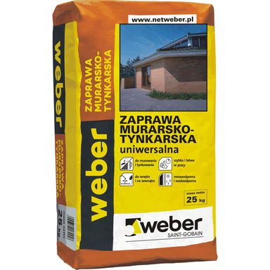 Zaprawa murarska WEBER
