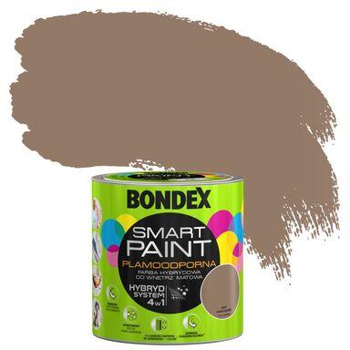 Farba wewnętrzna SMART PAINT 2.5 l Hot Chocolate BONDEX