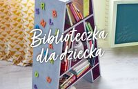 Jak zrobić biblioteczkę na dziecięce książki
