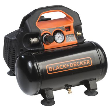 Kompresor bezolejowy 8213295BND005 6 l 8 bar BLACK+DECKER