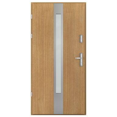 Drzwi wejściowe ARCTIC PASSIVE C.1 Dąb winchester 90 Lewe PORTA