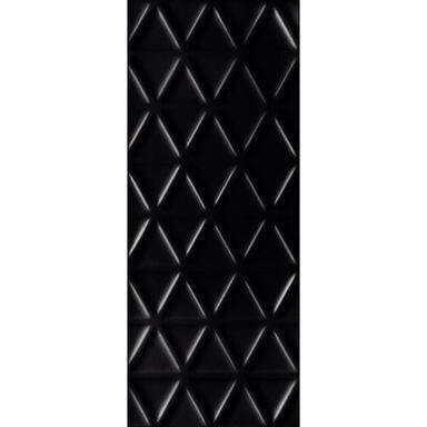Glazura SENZA GEO BLACK 29.8 X 74.8 TUBĄDZIN ARTE