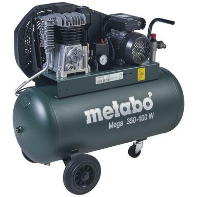 Kompresor olejowy METABO 90 l 10 bar MEGA 350-100 W