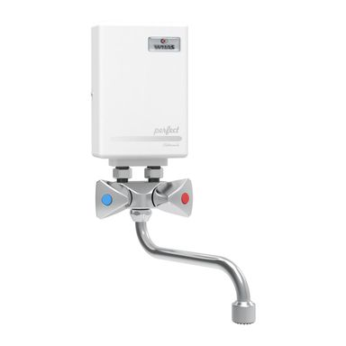 Elektryczny przepływowy ogrzewacz wody PERFECT 400 WIJAS
