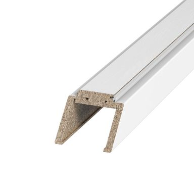 Belka górna ościeżnicy regulowanej 70 Biała 95 - 115 mm Porta