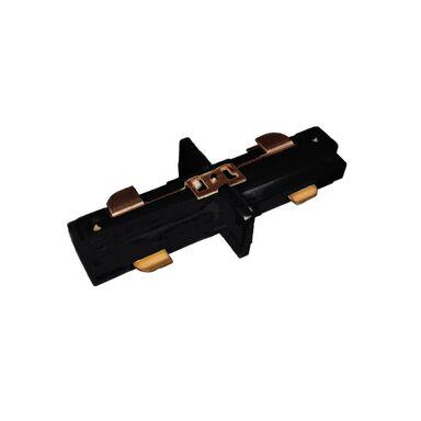 Łącznik wewnętrzny do systemów szynowych czarny LIGHT PRESTIGE