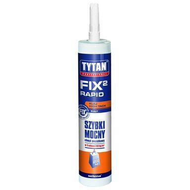 Klej montażowy FIX2 RAPID TYTAN