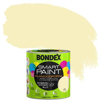 Farba wewnętrzna SMART 2,5 l Małe co nieco BONDEX